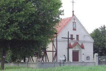 Kościół św. Apostołow Piotra i Pawła w Skrzynkach