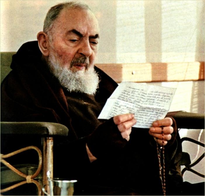 Znalezione obrazy dla zapytania Ojciec Pio